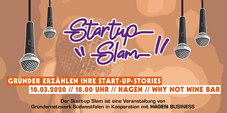 Start-up Slam Vol. 6 tickets
