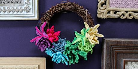 Crochet Succulent with Anna Nikipirowicz tickets