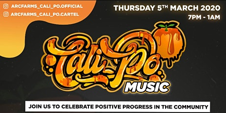 Cali_Po Music Event tickets