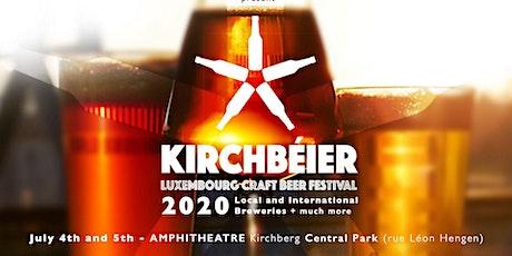 KIRCHBÉIER 2020 Tickets