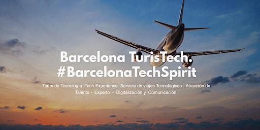 Barcelona TurisTech -Tour Barcelona Tech Spirit. 3 empresas.
