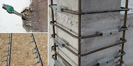 TORINO Architetti - Tecniche d'intervento mirate al rinforzo antisismico di solai e di edifici in c.a. con particolare riferimento ai solai lignei tickets