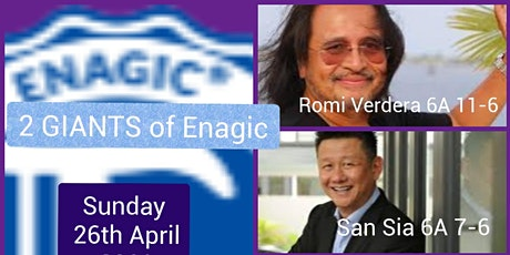 Enagic True Health Special Global Event tickets