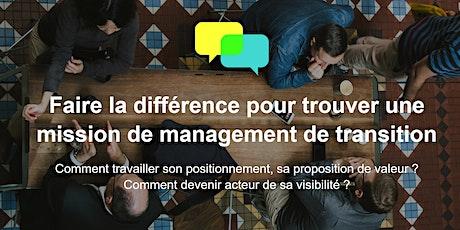 Meet-up 2020 Adequancy pour les managers indépendants tickets