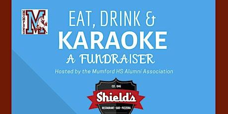 Shield's Pizza Fundraiser - All Day & Karaoke tickets