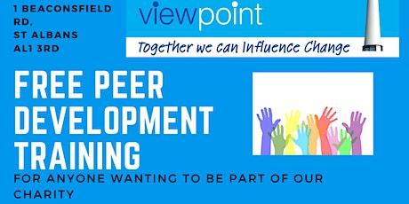 Free Peer Development Training Course tickets
