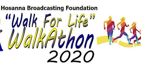 Walk For Life Walkthon tickets