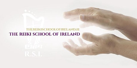 Reiki Level 1 including Angel & Crystal Healing, Tullamore-Booking Deposit tickets