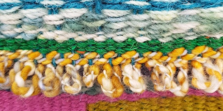 Weave a Wall Hanging with Agnis Smallwood tickets