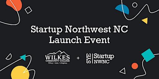 Startup Northwest NC Launch