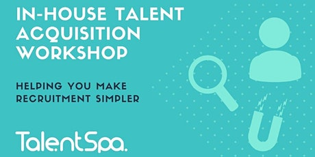 Online Talent Acquisition Workshop tickets