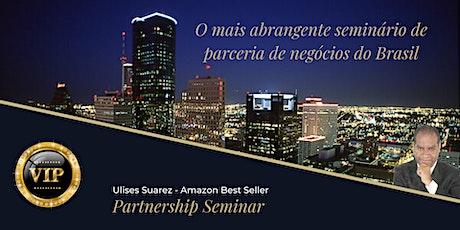 Partnership Seminar bilhetes