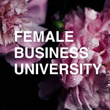 FEMALE BUSINESS UNIVERSITY logo