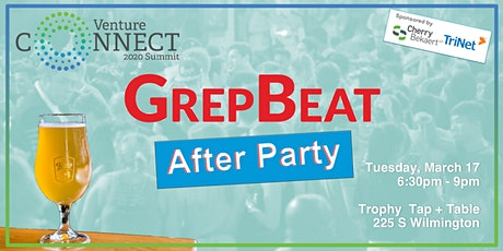 GrepBeat After Party tickets