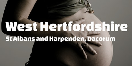 Preparing for Baby Course -  H & W Centre St Albans  1st 15th & 22nd May tickets