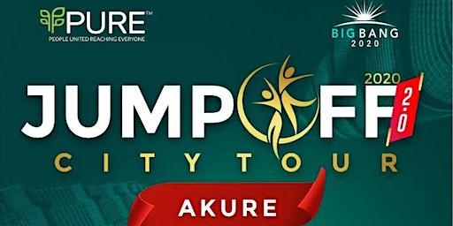 PURE  Nigeria  2020 BigBang Jump Off City Tour in AKURE!