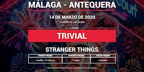 Trivial Especial Stranger Things en Pause&Play La Verónica entradas