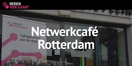 Netwerkcafé Rotterdam: Wat wil ik, wat kan ik? tickets
