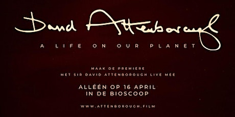Film David Attenborough: A Life On Our Planet tickets