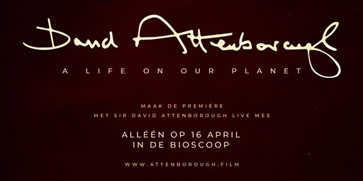 Film David Attenborough: A Life On Our Planet