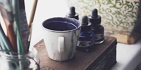 Taller Infantil: Pintando sobre cerámica entradas