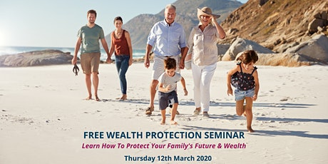 Wealth Protection Seminar tickets