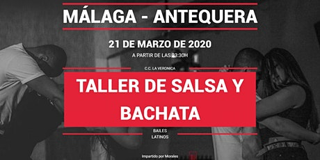 Taller de salsa y bachata con Morales en Pause&Play La Verónica entradas
