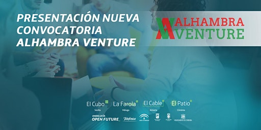 Presentación de la nueva convocatoria de Alhambra Venture, en La Farola
