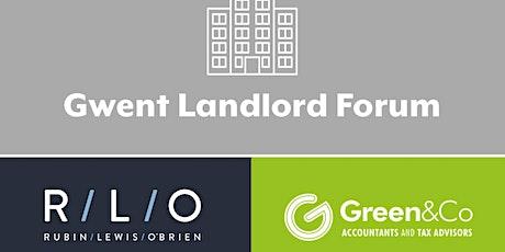Gwent Landlord Forum 31st March 2020 tickets
