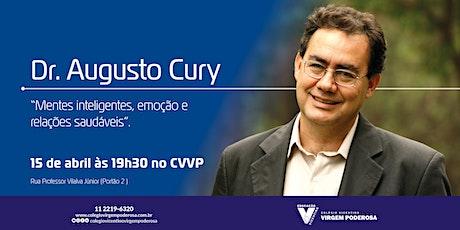 Dr. Augusto Cury no #CVVP ingressos