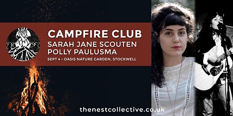 Campfire Club: Sarah Jane Scouten | Polly Paulusma tickets