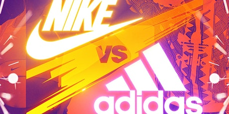 NIKE VS ADIDAS tickets