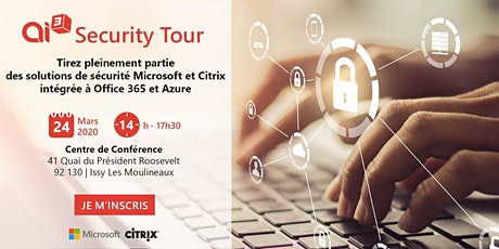 Ai3 Security Tour billets