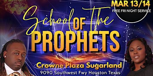 School of the Prophets 2020