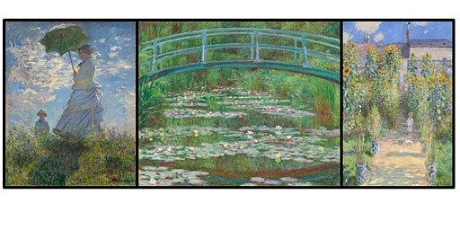 Claude Monet and Impressionism Tour at the National Gallery of Art