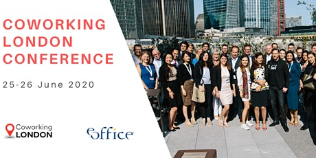Coworking London Conference 2020 tickets