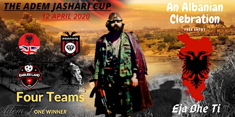 The Adem Jashari Cup tickets