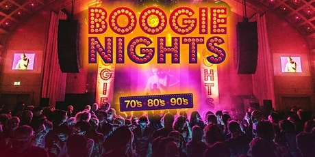 Boogie Nights in Roden (Drenthe) 10-10-2020 tickets