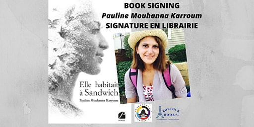 Book Signing with Author Pauline Mouhanna Karroum