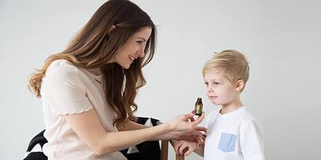 Emotions Potions - Essential Oils for kids tickets