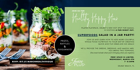 Healthy Happy Hour: March 2020 tickets