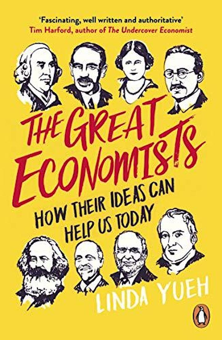 LSESU Economics Symposium 2020 image
