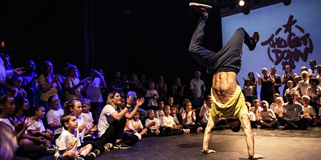 HIP HOP TILL YOU DROP!  Worthing's Ultimate EASTER Streetdance Camp! tickets