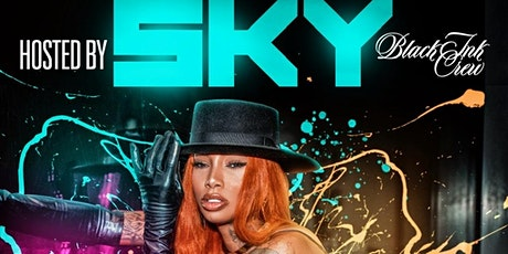 SKY FROM BLack INK :: COLD GIRL WINTER PARTY tickets