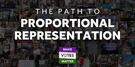 Make Votes Matter Regional event - Birmingham tickets