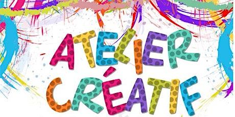 Atelier créatif pour les + de 15 ans billets