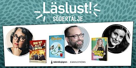 Läslust Södertälje tickets
