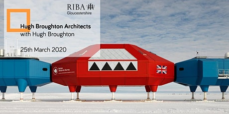 Guest Talk with Hugh Broughton Architects tickets
