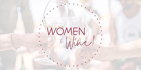 Women & Wine! tickets