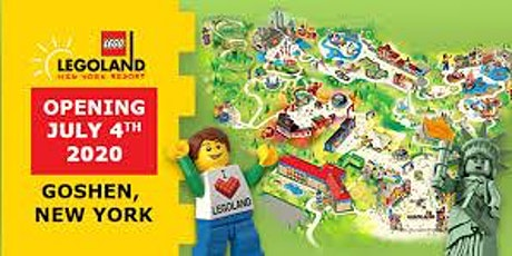 Bus Trip to Legoland NY Resort Amusement Park tickets